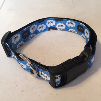 Okay? Okay. Adjustable Dog Collar