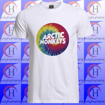 Arctic Monkeys logo, Arctic Monkeys shirt, Arctic Monkeys tshirt, Arctic Monkeys clothing, Unisex Tshirt Adult (S,M,L,XL,XXL,XXXL)