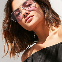Vintage Deadstock Zissou Aviator Sunglasses | Urban Outfitters