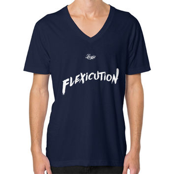 Flexicution Logic V-Neck (on man) shirt