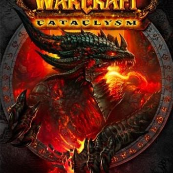 World Of Warcraft Cataclysm 24x36 Poster