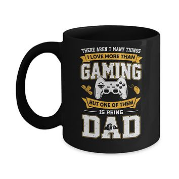 Video Game Gaming Dad Funny Fathers Day Gifts Mug