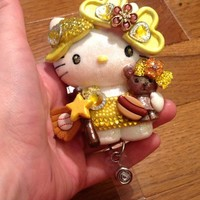 Take Me Out The Softball Game Hello Casting Kitty Reel ~ 4 AG