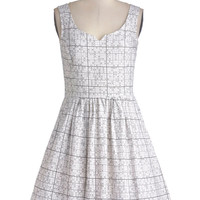 Play by Number Play Dress | Mod Retro Vintage Dresses | ModCloth.com