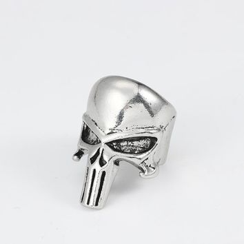 Skull Ring For Men Jewelry Vintage Steampunk Skulls Punk Rings Of Anime Hip Hop Ring Finger