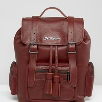 Dr Martens Slouch Leather Backpack at asos.com