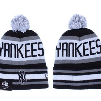 New York Yankees New Era MLB Beanies