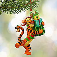 Tigger Sketchbook Ornament