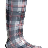 Kamik 'Edinburgh' Plaid Rain