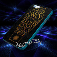 Bring Me The Horizon Coffin The House of Wolves Quote Lyric cover case for iPhone 4,4S,5,5C,5S,6,6 Plus,Samsung Galaxy s3,s4,s5,Note 3,