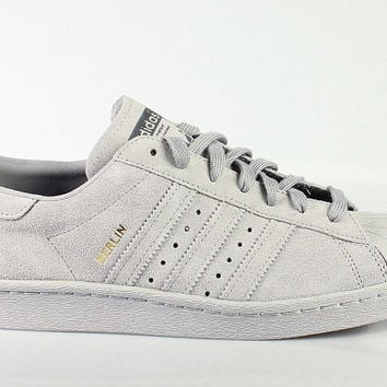 Adidas Men's Superstar 80s City Series Pack Berlin