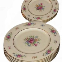 Lenox Rose J-300, 22K Dinnerware