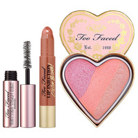 Sephora: Too Faced : Plump, Gloss and Glow : makeup-value-sets