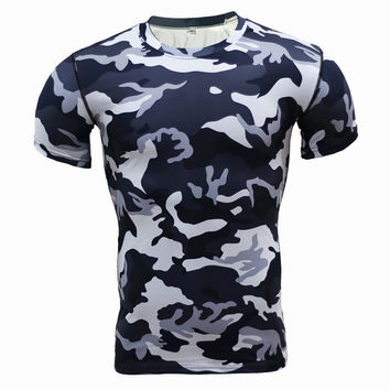 Base Layer Compression T Shirt