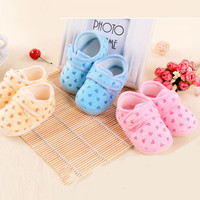 Baby shoes baby's first walker shoes Soft bottom made by hand fit for 0-1 baby boy and girl newborn babies wear