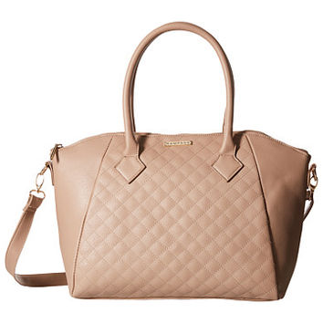 Rampage Quilted Satchel