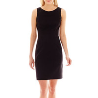 Worthington® Sleeveless Sheath Dress