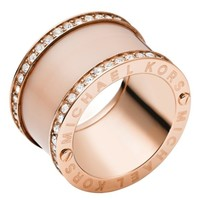 Michael Kors Barrel Ring | Bloomingdales's