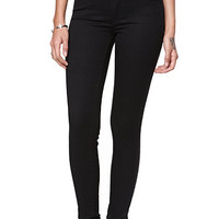 Bullhead Denim Co High Rise Black Jeggings at PacSun.com
