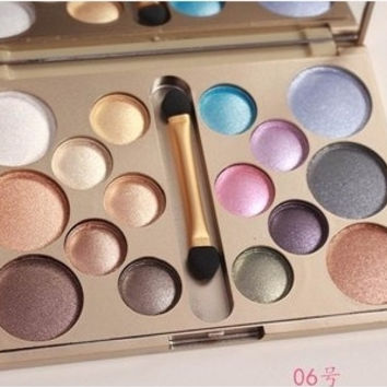 Waterproof Eyeshadow palette 16 colors