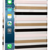 kate spade new york 'watch hill' iPhone 6 Plus case - Metallic