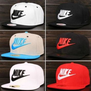PEAPNO NIKE MEN WOMEN'S SNAPBACK HAT BASEBALL CAP HIP-HOP CAPS