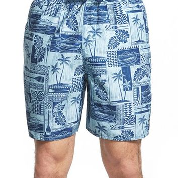 Men's Quiksilver Waterman Collection 'South Bay 7 Inch' Board Shorts,
