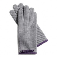 Coach :: KNIT BOW GLOVE