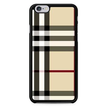 Burberry 1 iPhone 6/6S Case