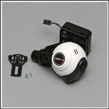YUNEEC CGO2+ Camera w/ Video Downlink 3-Axis Gimbal w/5.8GHz Downlink US