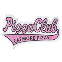 Pizza Club Large Patch