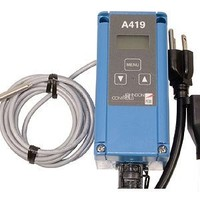 Johnson Controls Digital Thermostat Control Unit - A419ABG-3C
