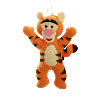 Disney Parks Tigger Storybook Plush Holiday Ornament New with Tags