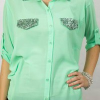 Sparkle & Shine Blouse
