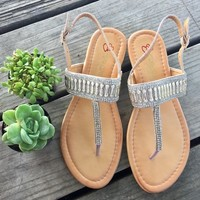 The Sonia sandal from PeaceLove&Jewels