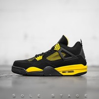HCXX Air Jordan 4 Retro 'Thunder' 2012