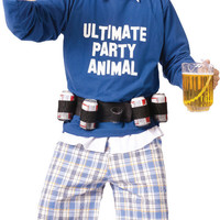 men's costume: ultimate party animal