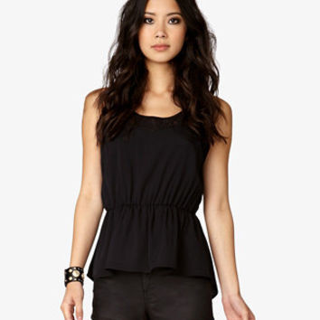 Favorite Pleated Top