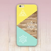 Sacred Geometry Phone Case For - iPhone 6 Case - iPhone 5 Case - iPhone 4 Case - Samsung S4 Case - iPhone 5C - Tough Case - Matte Case
