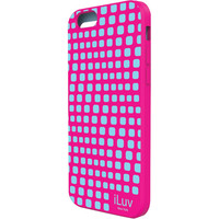"Iluv Iphone 6 4.7"" Aurora Wave Case (pink)"