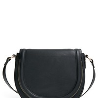 Sole Society 'Thalia' Faux Leather Crossbody Bag