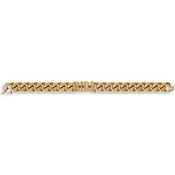 """dio(r)evolution"" bracelet in gold-tone finish aged metal - Dior"