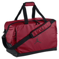 Jordan Jumpman (Medium) Duffel Bag, by Nike (Black)