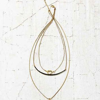 Kia Knotted Layering Necklace