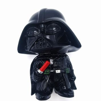 Garth Vader Star Wors Grinder - Black, Powerful, Evil...