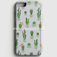 Seamless Cactus Pattern iPhone 7 Case | Aneend