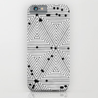 Mesmeric geometry iPhone & iPod Case by SpinL