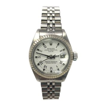 Rolex Date swiss-automatic womens Watch 6917 (Certified Pre-owned)