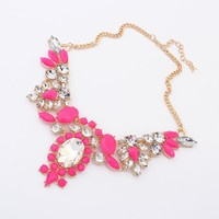 Jewelry Gift Shiny New Arrival Sweets Stylish Geometric Necklace [4918872132]