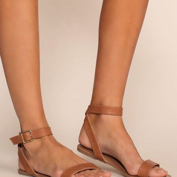 Finesse Sandals - Tan